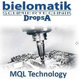 Bielomatik MQL reduces your production-costs